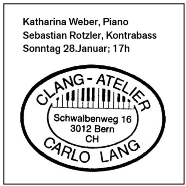 Katharina Weber & Sebastian Rotzler