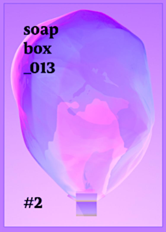 soapbox_013 #2: SÆITENWIND: HANDGEWEBT