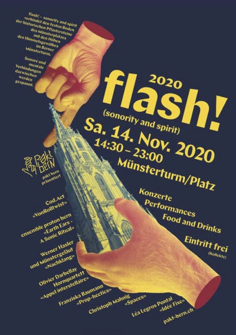 flash! (sonority and spirit)