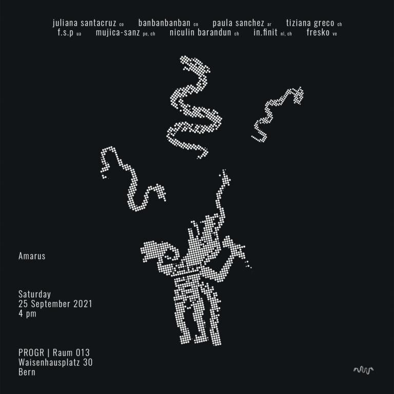 AMARUS   Concert Series #8