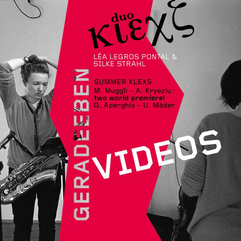 Geradeeben Videos Klexs