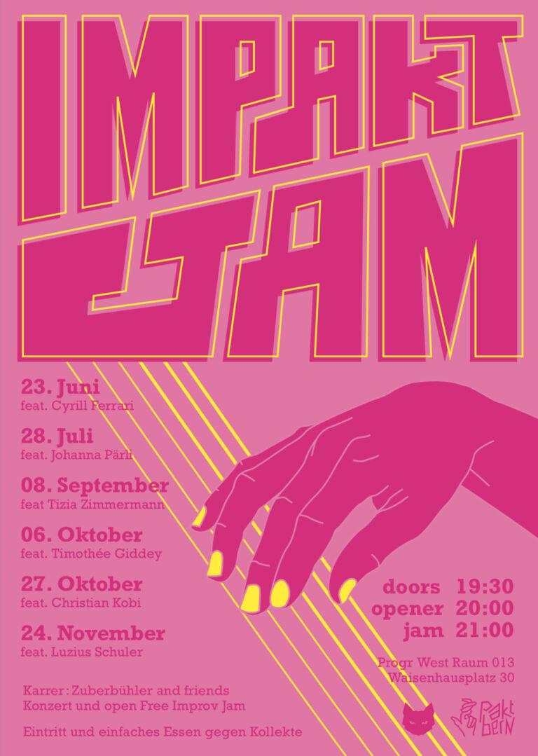 IMPAKT JAM | feat. Timothée Giddey
