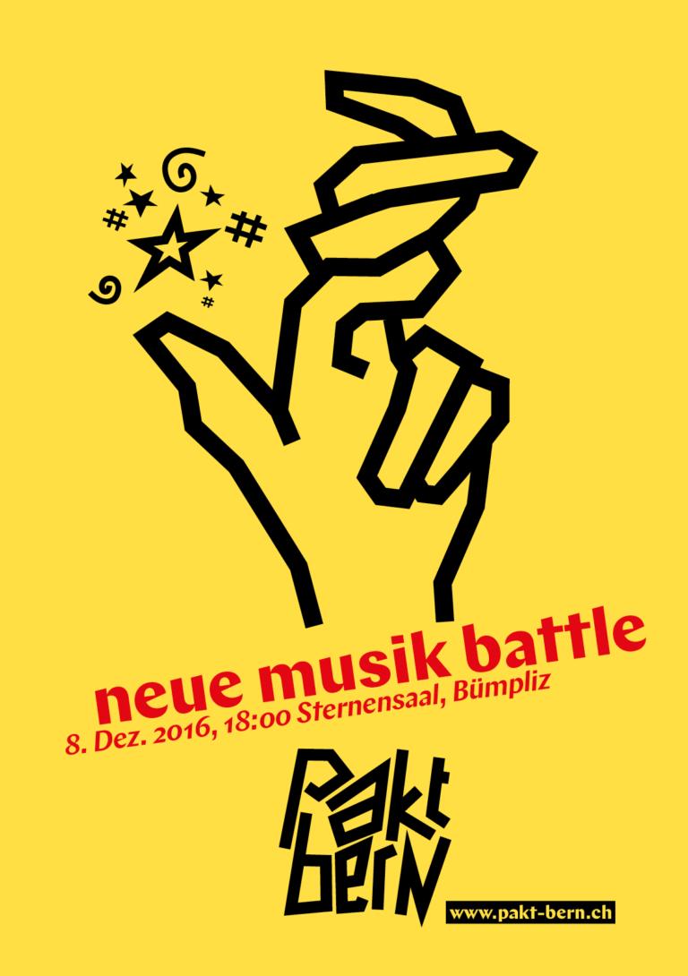 neue musik battle