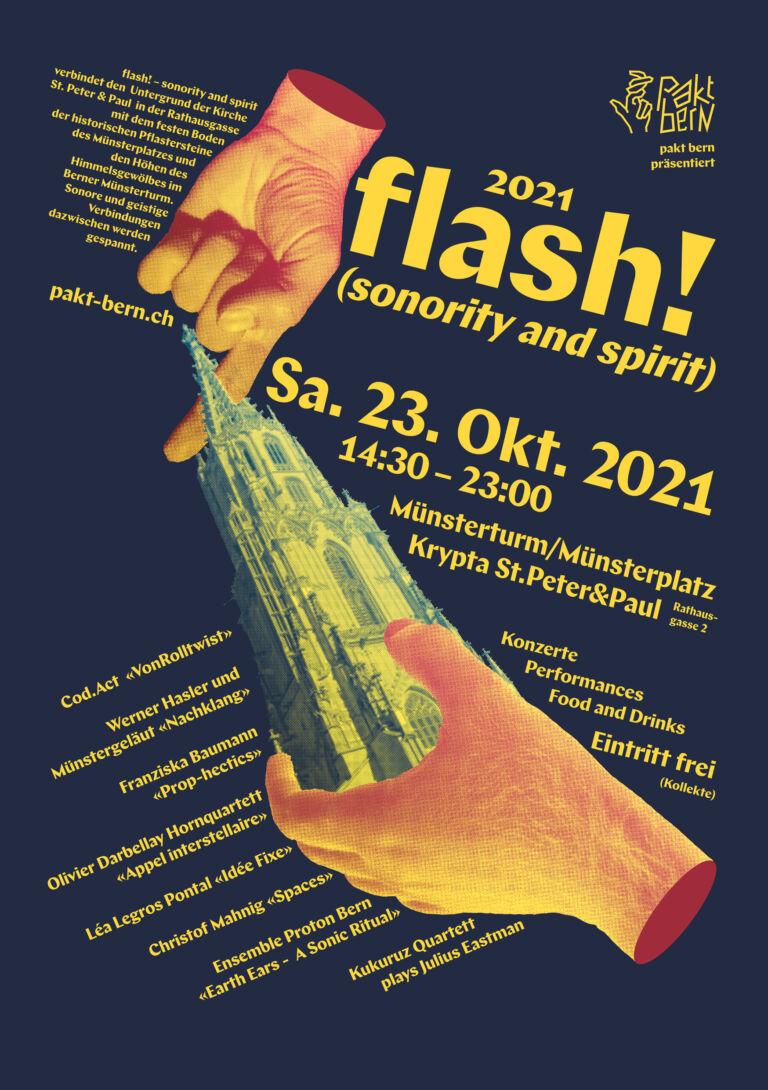 flash! 2021 - sonority and spirit
