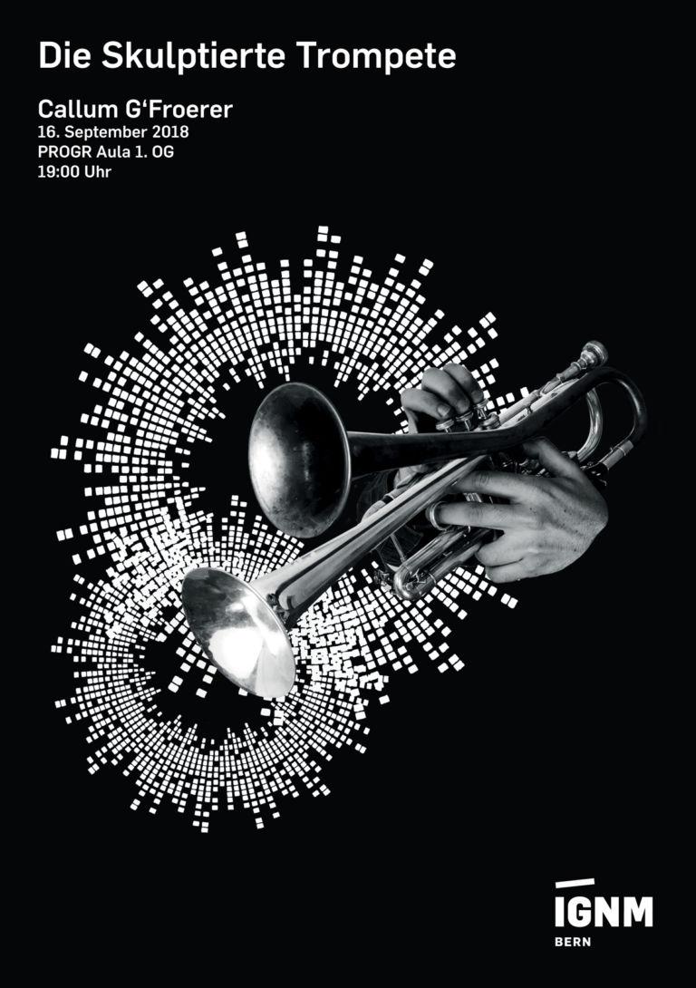 Die Skulptierte Trompete
