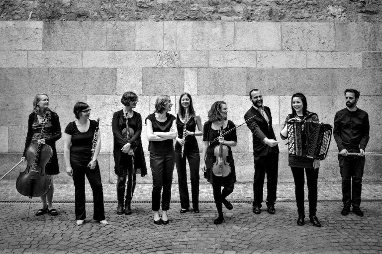 Ensemble neuverBand (Basel) zu Gast bei l'art pour l'Aar!