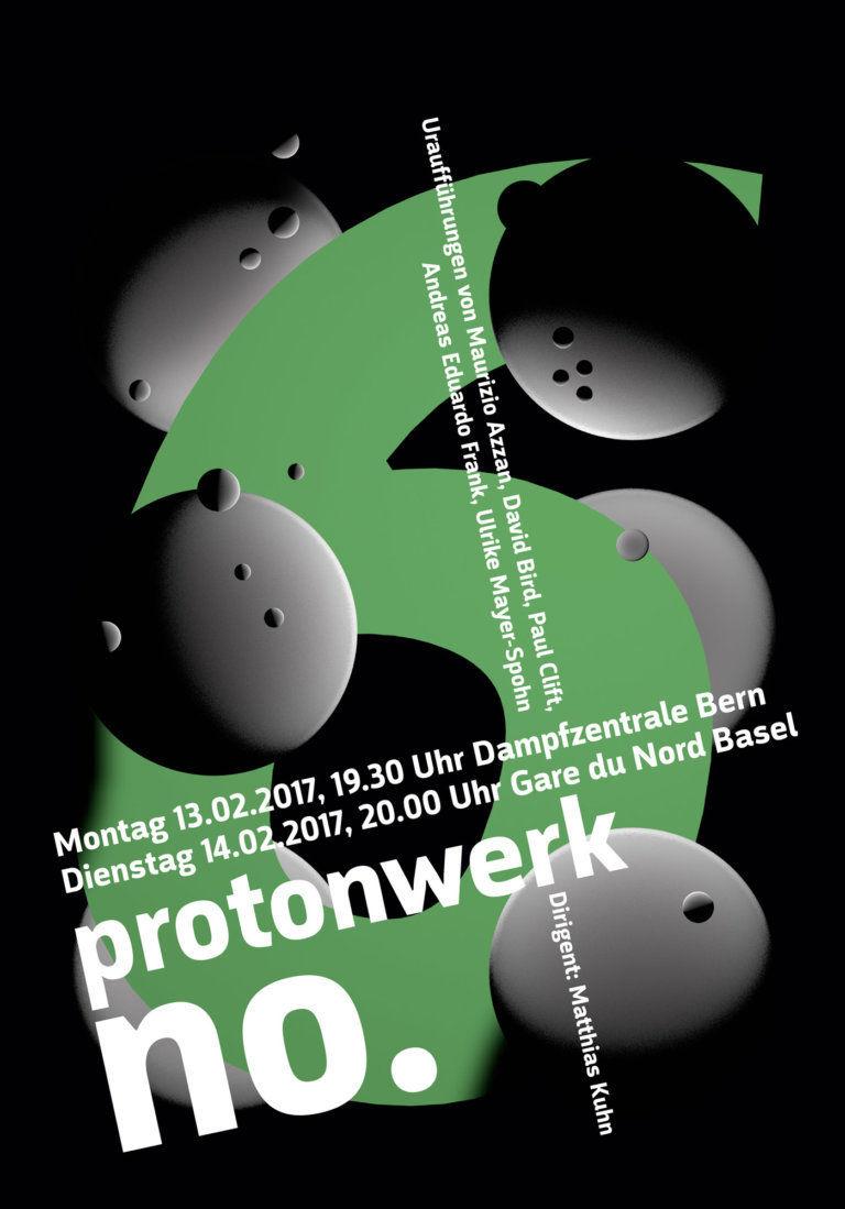 ensemble proton bern: protonwerk no. 6