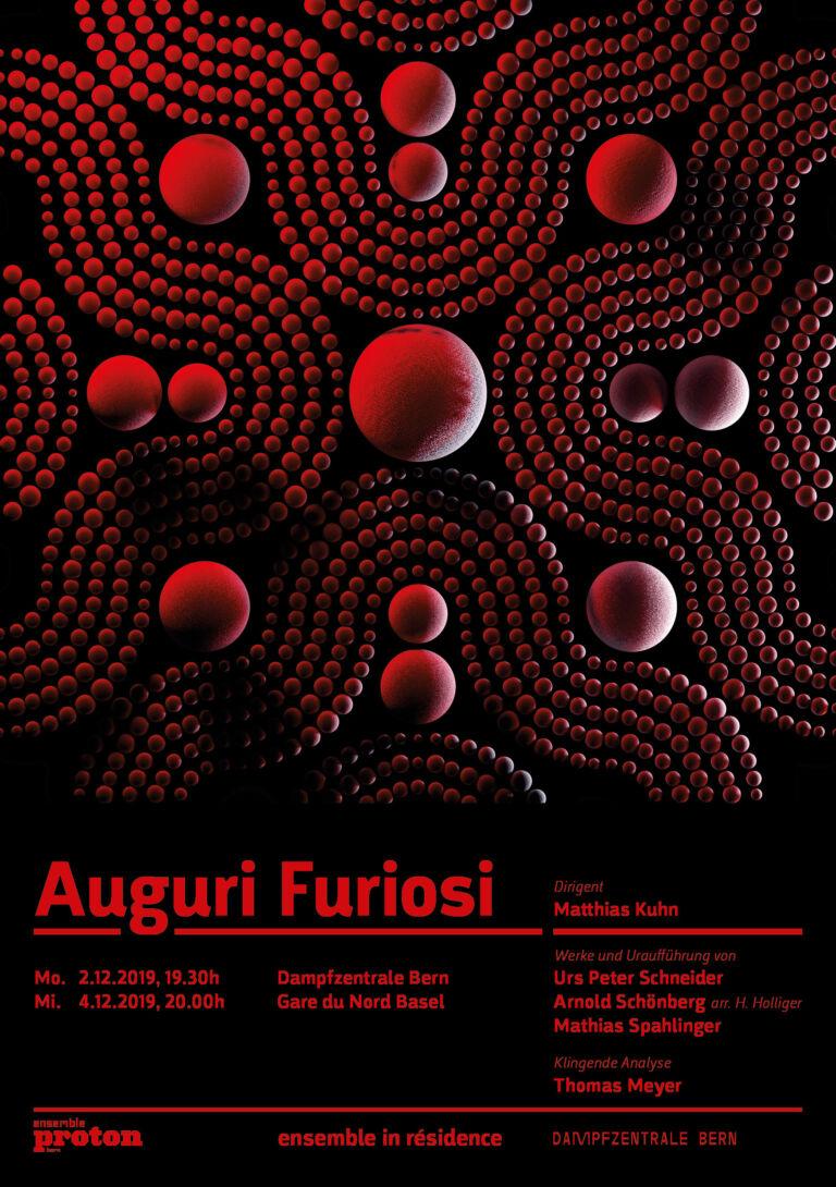 Ensemble Proton | Auguri Furiosi