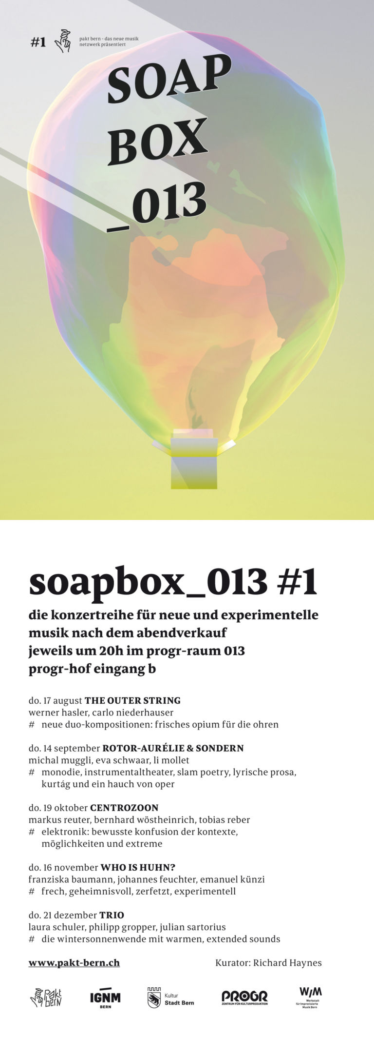 soapbox_13 #1: the outer string